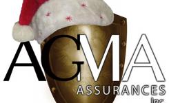 Joyeuses Fêtes de AGMA Assurances